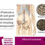 Is Fosteum safe and a good alternative for treating osteoporosis-