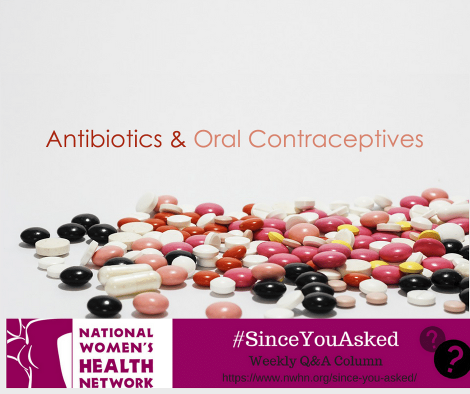 Biaxin Antibiotic And Birth Control