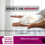 Why Aren't Breast Implant Manufacturers Properly Warning Women