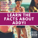 Addyi Health Fact Sheet
