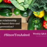 What is the relationship between plant-based dieting and disease prevention?
